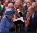 Hazar Imam meets with Her Majesty Queen Elizabeth at Westminster Abbey for the Annual Commonwealth Day  2020-03-09