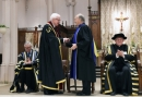 Hazar Imam receives Honorary Degree from Toronto's Pontifical Institute of Medieval Studies  2016-05-20